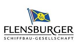 Logo Flensburger Schiffbau-Gesellschaft mbH & Co. KG