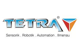 Logo Tetra Gesellschaft für Sensorik, Robotik und Automation mbH