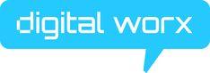 Logo digital worx GmbH