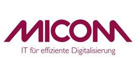 Logo MICOM GmbH