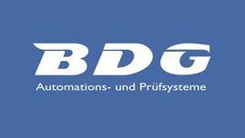 Logo BDG GmbH