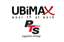 Logo Ubimax / PTS Logistics Group