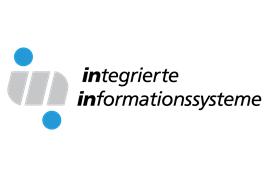 Logo in-integrierte informationssysteme GmbH