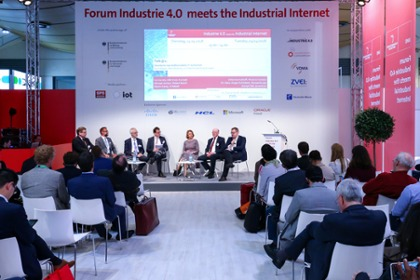 Forum Industrie 4.0 Hannover Messe 2018