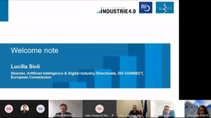 "Open, digital ecosystems ""Made in Europe"""
