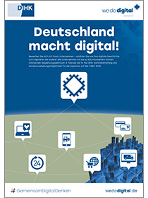 Poster zum WE DO DIGITAL AWARD