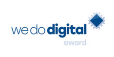 Logo des WE DO DIGITAL AWARD