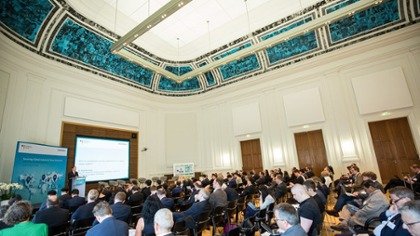 "Conference ""Securing Global Industrial Value Chains"" in Berlin"