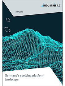 Cover der Publikation Impulse: Germany's evolving platform landscape