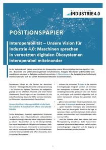 Positionspapier Interoperabilität