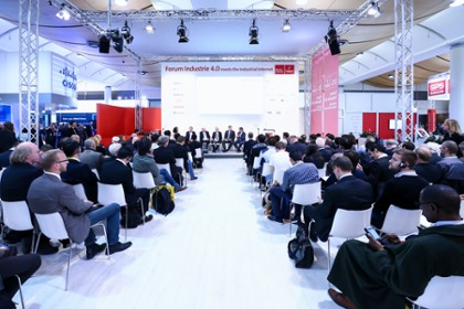 Forum Industrie 4.0 Hannover Messe 2017