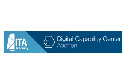 Logo Digital Capability Center – ITA Academy GmbH