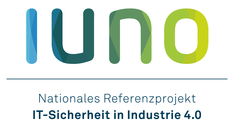 Logo Nationales Referenzprojekt IUNO