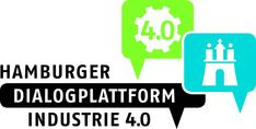 Logo Hamburger Dialogplattform Industrie 4.0