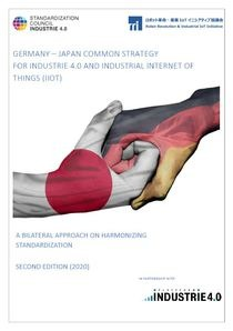 Germany-Japan common strategy for Industrie 4.0 and Industrial internet of Things (IIoT)