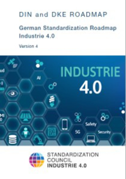 Cover: Standardization Roadmap Industrie 4.0