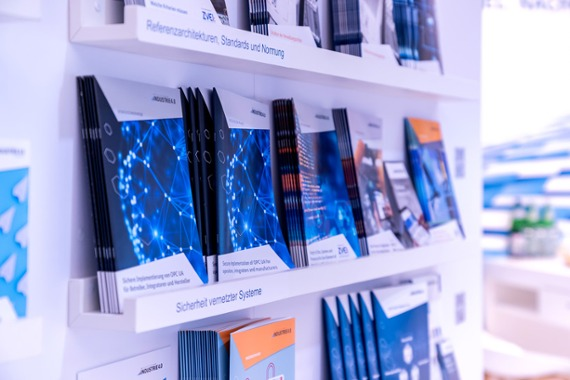 Publications at Hannover Messe 2019