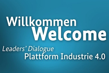 Introductory movie Leaders' Dialogue at the Hannover Messe 2018