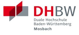 Logo Cooperative State University Mosbach (DHBW)